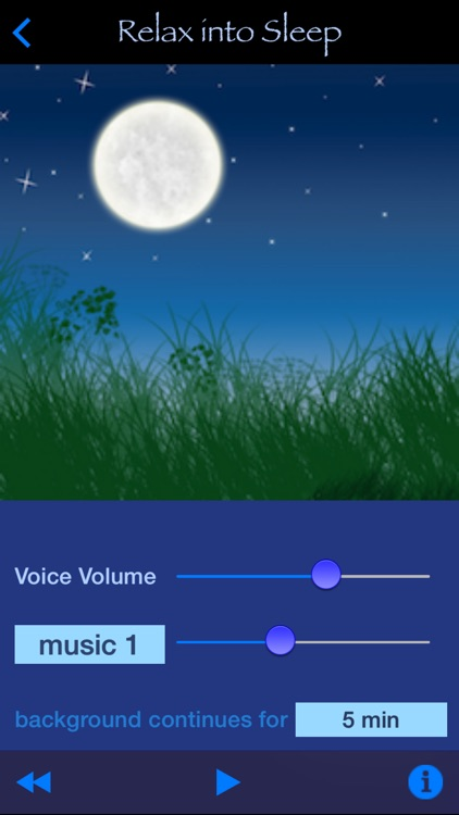 iSleep Easy - Meditations for Restful Sleep screenshot-3