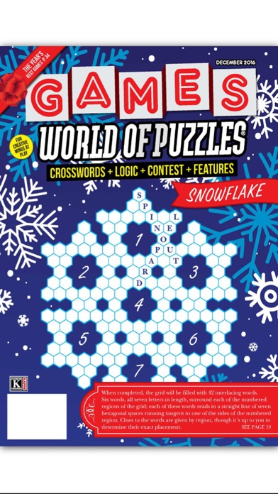 Games World Of Puzzles review screenshots