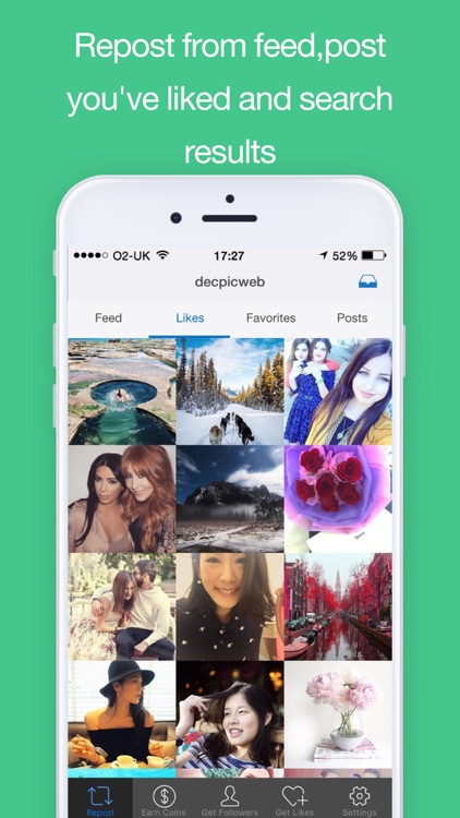 Repost for Instagram - Repost Photos & Videos Free app image