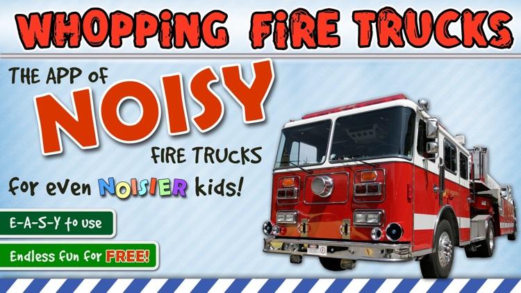 Whopping Fire Trucks - Fire truck fun for kids screenshot-0