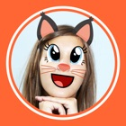Редактор фото и маски Cat & Dog, фильтры, эффекты icon