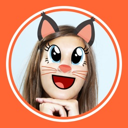 Face Masks Cats, Dog Swap Filters & Stickers