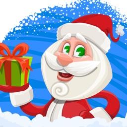 SANTAJI - Christmas Holiday Stickers for iMessage