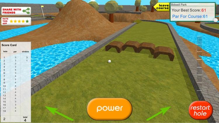 Super Mini Golf Pro