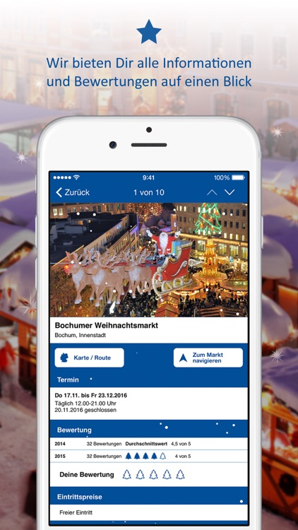 Weihnachtsmarkt-Suche 2016 screenshot-3