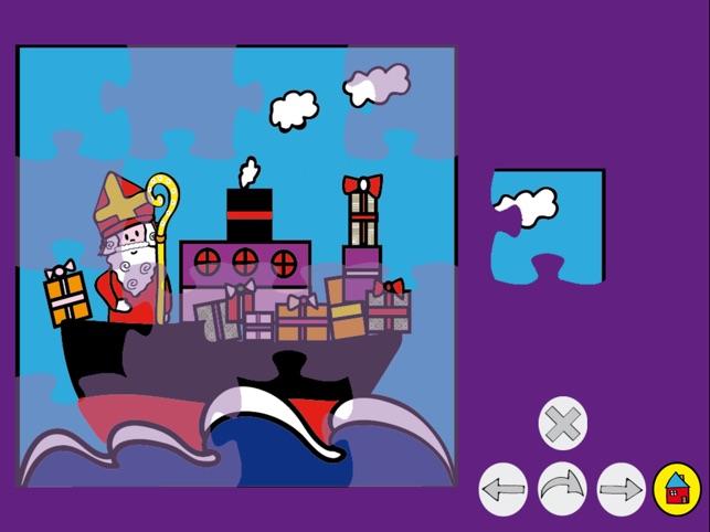 Jop's Sinterklaas Puzzels Screenshot