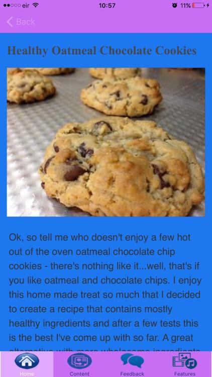 Healthy Oatmeal Recipes