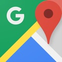 Google Maps - Real-time navigation, traffic, transit, and nearby places icon