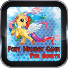 Activities of Pony Memory Game For Adults