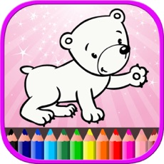 Activities of Animal Coloring Book For Kids - Free Games