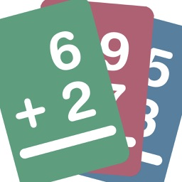 Big Math Flash Cards