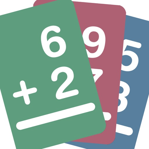 Big Math Flash Cards