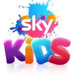 Sky Kids Stickers
