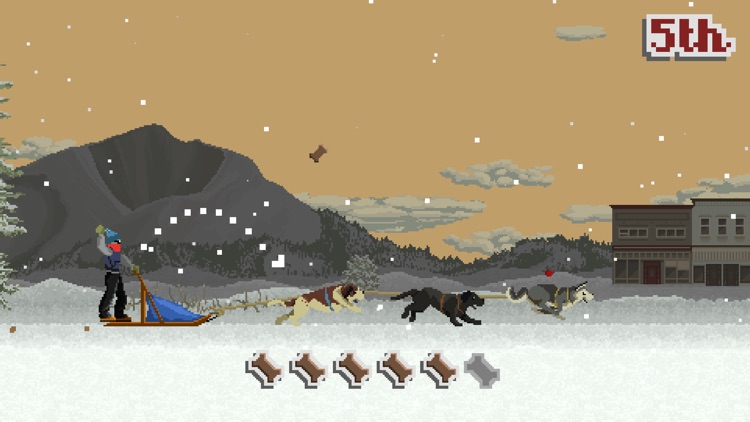 Dog Sled Saga screenshot-3