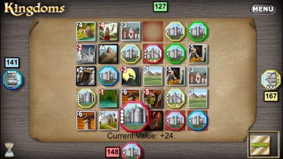Reiner Knizia's Kingdoms screenshot1