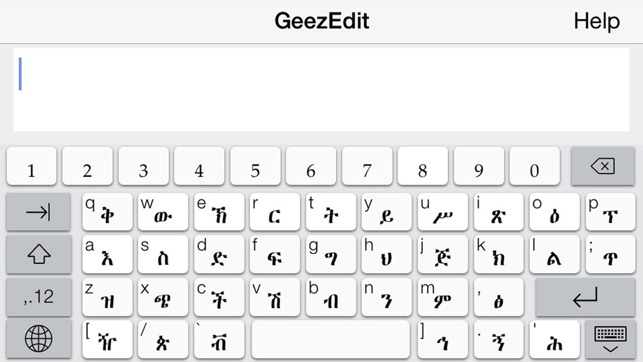 How to install Amharic font and keyboard on iPhone or IPad ...