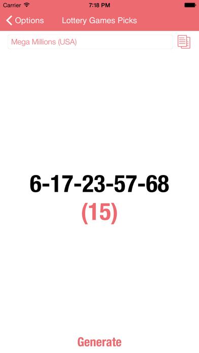 Numeros aleatoriosCaptura de pantalla de2