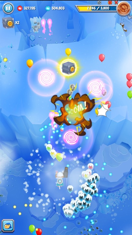 Bloons Supermonkey 2 screenshot-4
