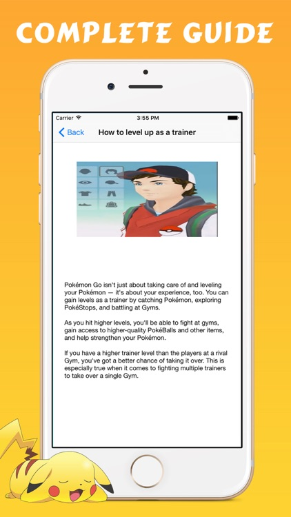 Guide for Pokémon Go - Cheats Tips & Tricks