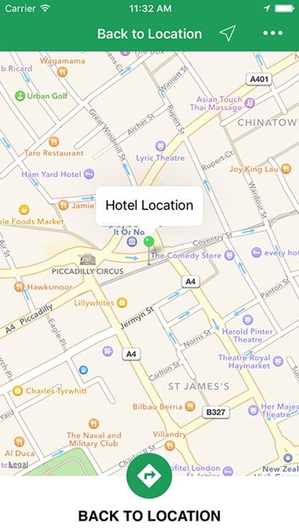 View my Itinerary screenshot-4