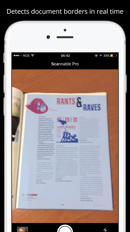 Scannable Pro - HD Fast Doc Scan to PDF with OCR