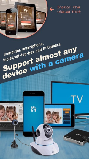 Athome Video Streamer Cctv Cam On The App Store
