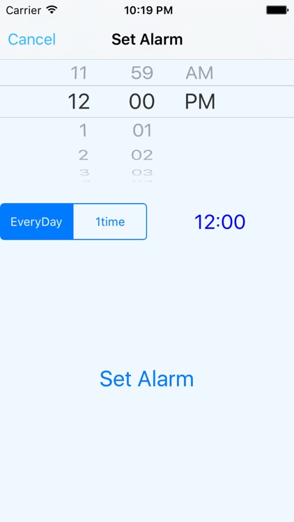 Simple-Clock screenshot-2