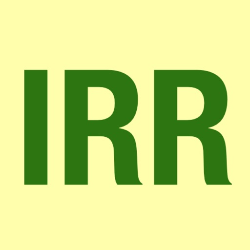 Quick Internal Rate of Return (IRR)