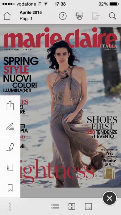 Marie Claire Italia Скриншоты6