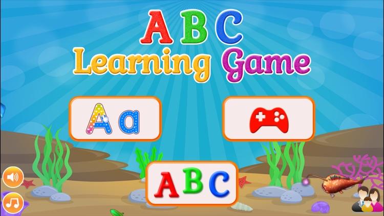 ABC Learning: Tracing - Phonics - Quiz & Games screenshot-4