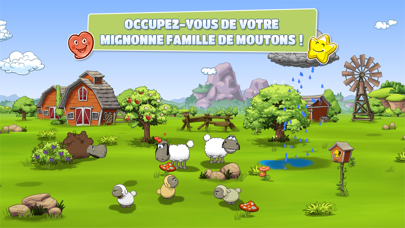 Screenshot #1 pour Clouds & Sheep 2 Premium