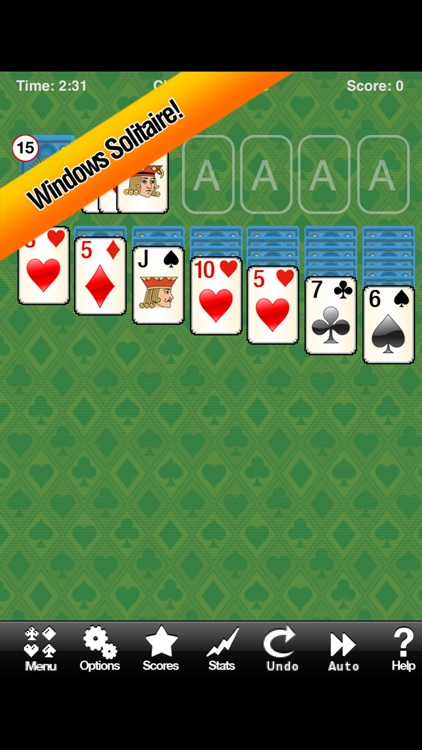 Solitaire Favorites screenshot-2