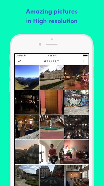 FOV - 360 photos & immersive panorama sharing screenshot-3