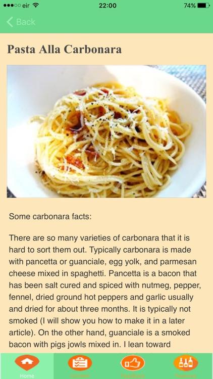 How To Make Carbonara Sauce