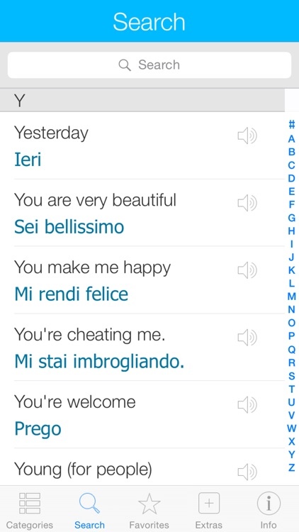 Italian Pretati - Speak with Audio Translation screenshot-3