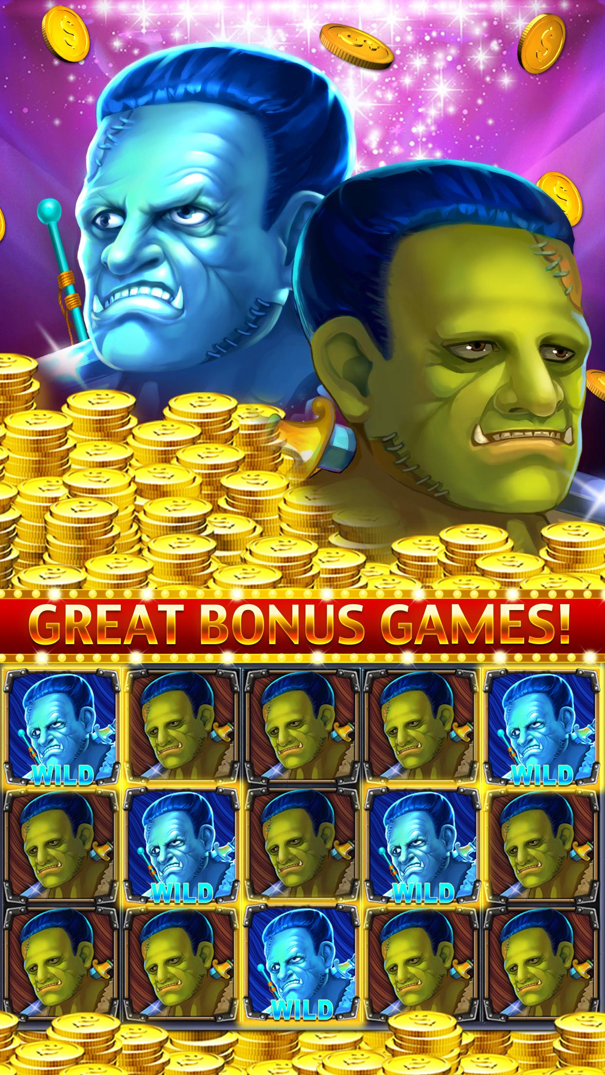 Slots - Las Vegas Grand Jackpot Slot Machines! Screenshot