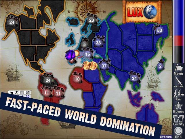 World domination flash full