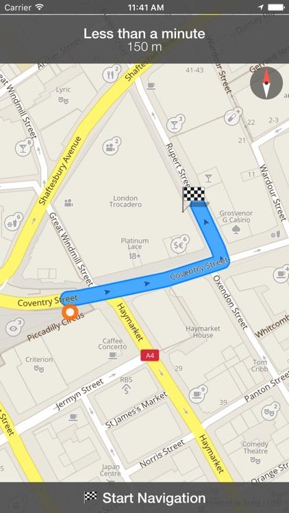 Kiel Canal (Cruising) Offline Map and Travel Trip screenshot-3