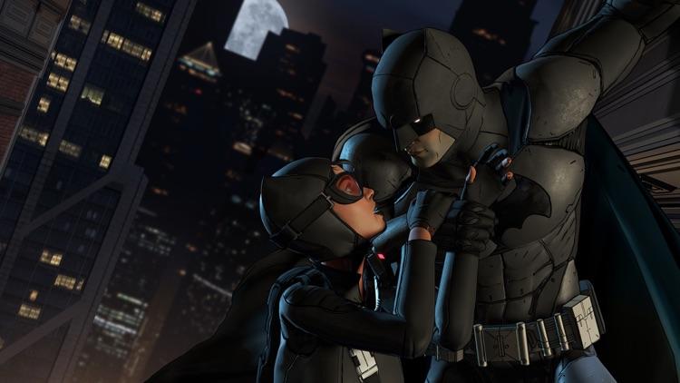 Batman - The Telltale Series screenshot-0