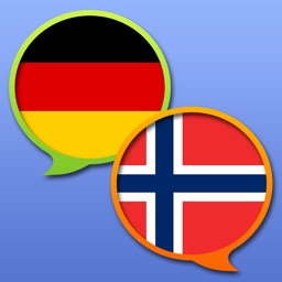 German Norwegian dictionary