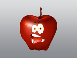 Apple Smileys Stickers for iMessage