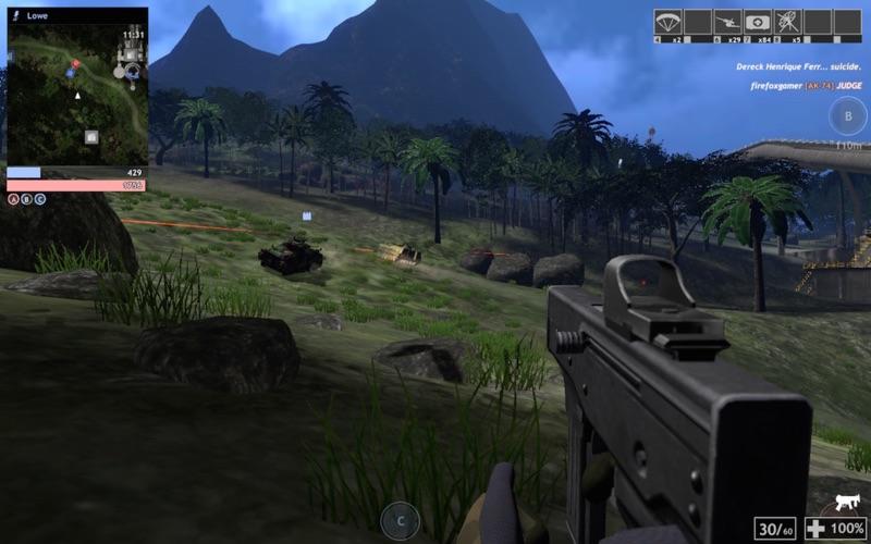 War Trigger 2 скриншот программы 1