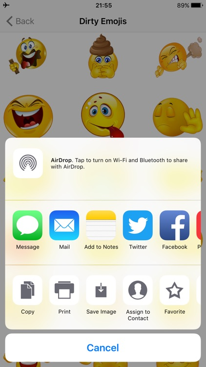 Flirty Emoji Pro with Stickers Pack for Texting screenshot-3