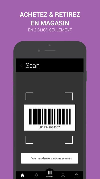 FNAC-Achat en ligne de livres, tablette, enceintes screenshot-4