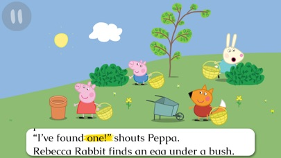 download Peppa Pig Book: The Great Easter Egg Hunt apps 4