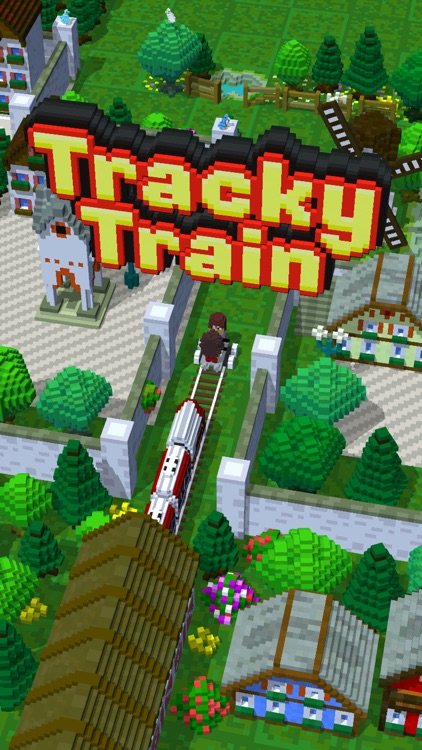 Tracky Train screenshot-4