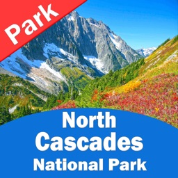North Cascades National Park – GPS Park Map Pro