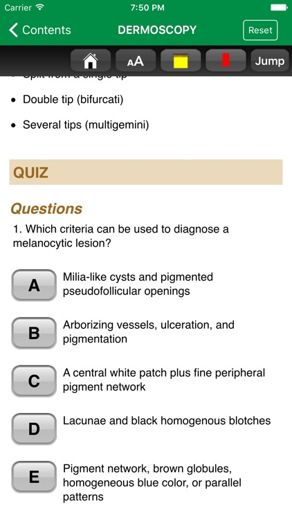 Dermatology: A Pictorial Review screenshot-3