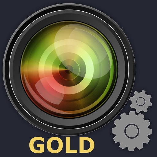 PHOTO Lab Gold icon