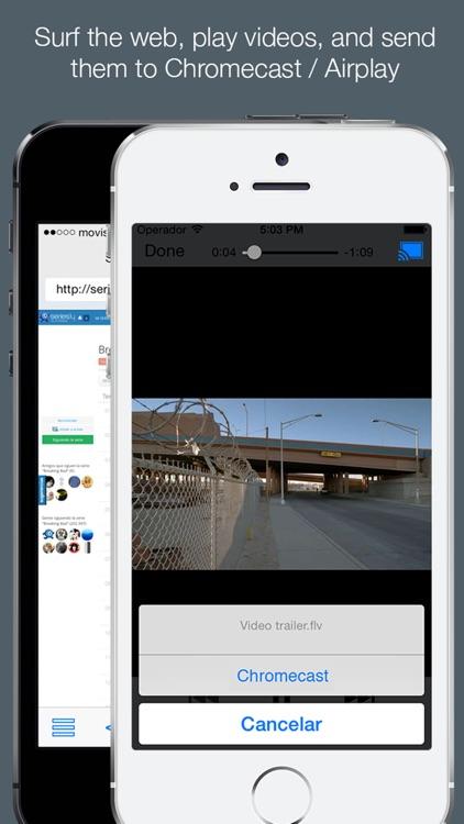 Video Explorer - Video Player for Chromecast